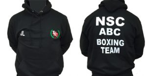 NSC Hoodie Mens Smelters Boxing