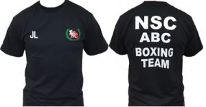 NSC Smelters Boxing Mens T-shirt